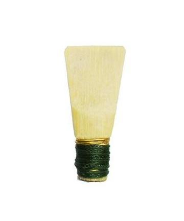 Caña ancha para dulzaina (hilo verde)