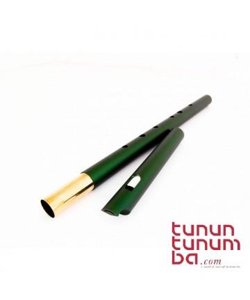 Low whistle MK Pro en Fa verde