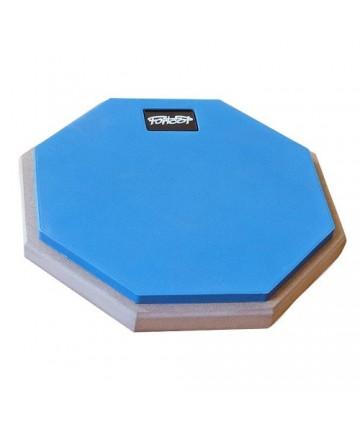 Pad de prácticas (caja sorda) - 12' (30cm. de vértice a vértice opuesto)