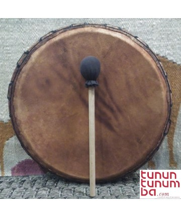"Shamanic drum J. Paniagua - 12""x 2,4"" - Tunable"
