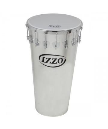 TIMBA IZZO 14'70CM. aluminio. 16 tensores