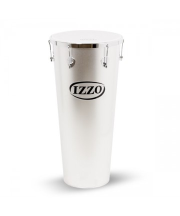 "TIMBA IZZO 14""X80cm. aluminio. 6 tensores"