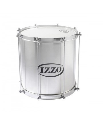 Repenique IZZO 12'x30cm. Aluminio 8 tensores