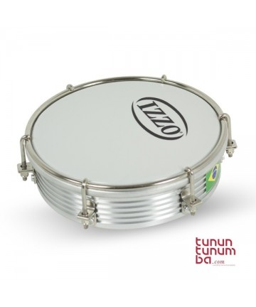 Tamborim 6' Aluminio Izzo
