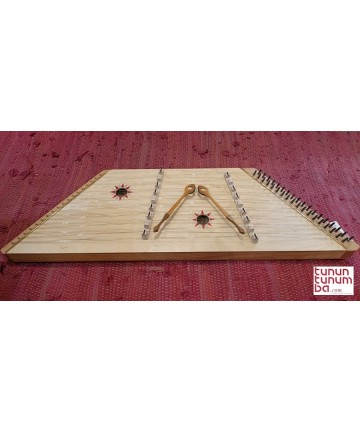 Sherwood Hammered Dulcimer 9/9