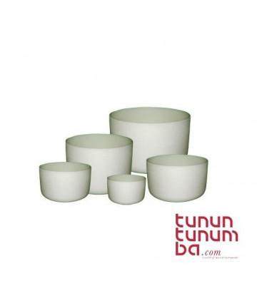 Quartz singing bowl - 40cm diameter