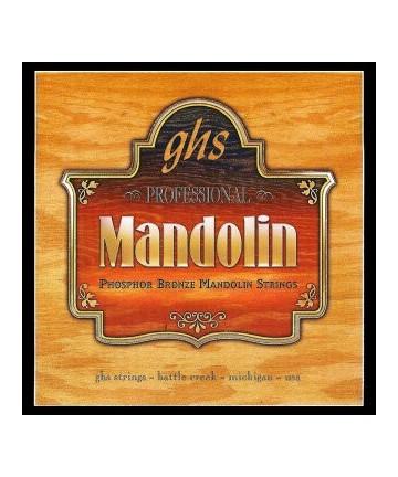 Ghs A 240 UL Mandolina Fosforo Bronce - Lazo