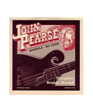 Cuerdas John Pearse para Mandola tenor