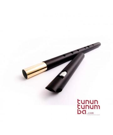 Low whistle MK Pro en Sol negro