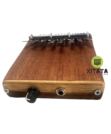 Mbira 15 notes with pick-up