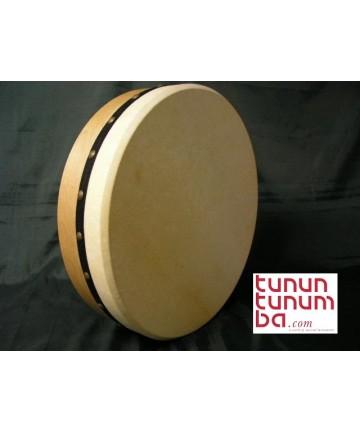 Bodhran Tradicional - 40cm diámetro x 10cm de marco