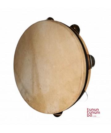 Pandereta tradicional afinable - 30cms