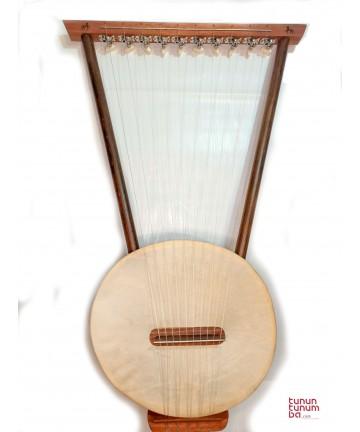 Greek lyre Cassiopeia