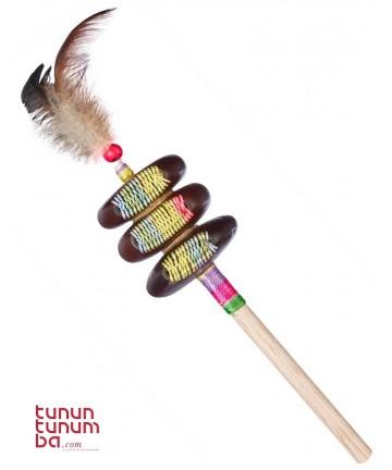 Native american rattle