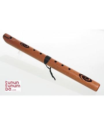 Flauta nativa serie Tradicional - Sol menor - 440Hz