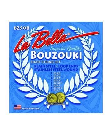 Cuerdas Labella para bouzouki griego.