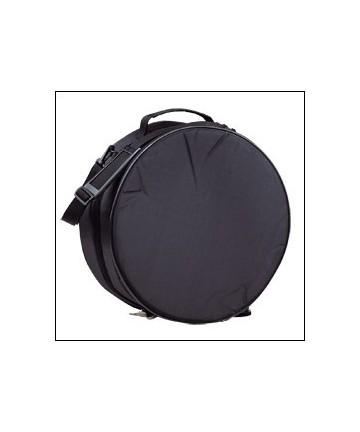 Funda tambor asturiano 38x30cm. Acolchado 10mm.