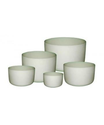 Quartz singing bowl - 30cm diameter