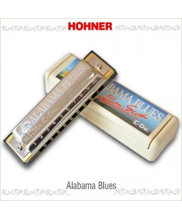 Armónia Hohner Alabama Blues