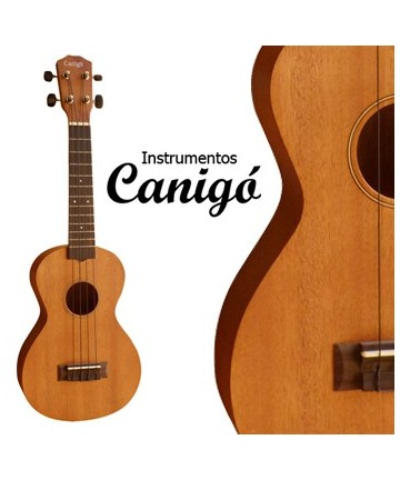 Ukelele soprano CANIGÓ