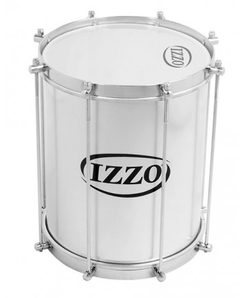 """Repenique IZZO 10""""x30cm Alumnio 8 tensores"""